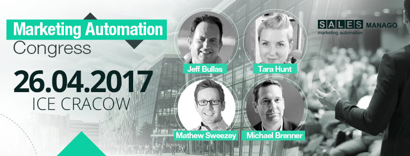 Marketing Automation Congress 2017 is the world's most prestigious marketing event.